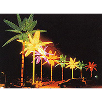 Lighted Palm Trees | Decorative Lighting