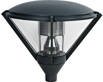 Gm 500 Cast Aluminum Post Top Light