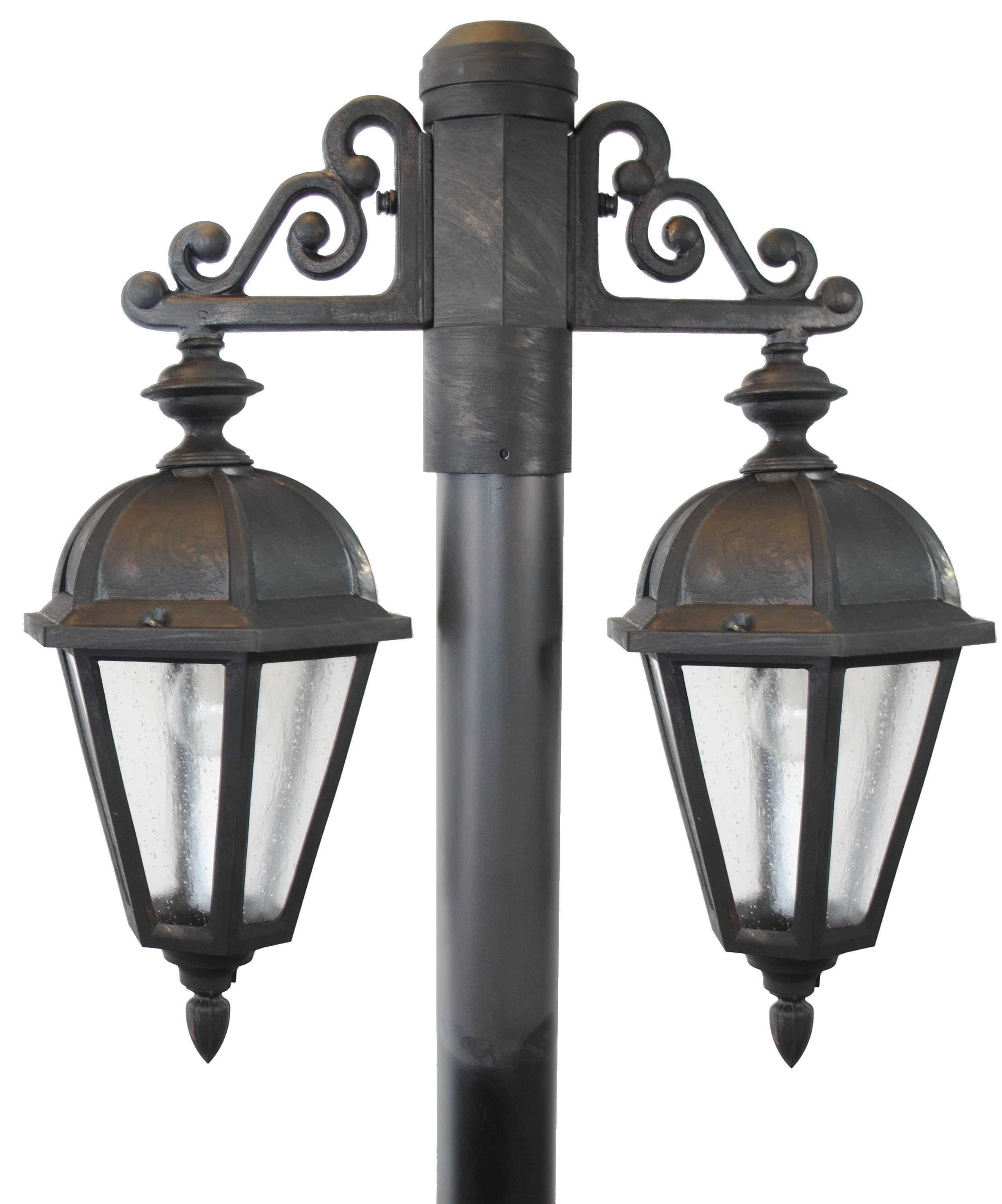 2x24504 Heavy Duty Pole Light