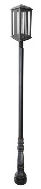 ZL-3000  Cast Aluminum LED Post Light