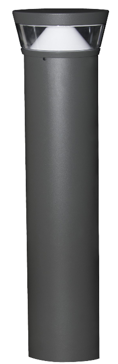 ML B1C3  LED Modern Heavy Duty Cast Aluminum Bollard Light