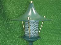 D 8000 Die Cast Aluminum Pagoda Light