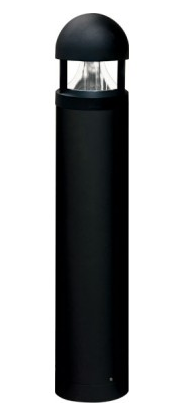 D 800 Heavy Duty Cast Aluminum Bollard Light