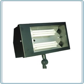 DF 5675 Solid Brass Flood Light