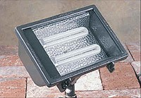 DF 5950 120 Volt  Die Cast Aluminum Flood Light