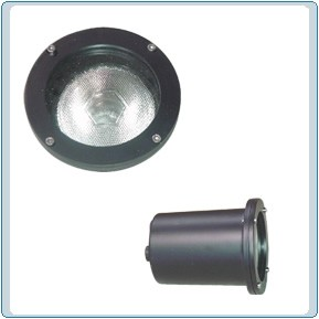 DW 4750 120 Volt Die Cast Aluminum Well Light LED Available