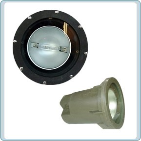 FG 4200 120 Volt Adjustable Fiber Glass Well Light LED Available