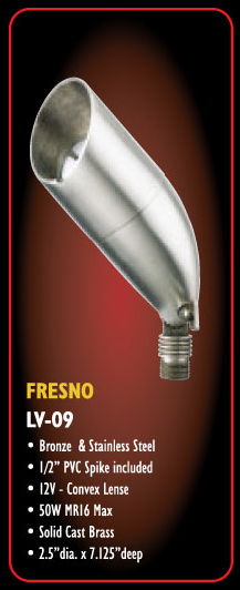 Fresno LV 09 Spot Light