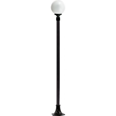 GM 2401  Powder Coated Cast Aluminum Post Light