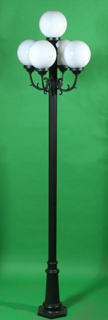 GM 2405  Cast Aluminum Post Light