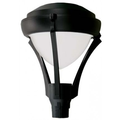 GM 590   Powder Coated Cast Aluminum Post Light / Parking lot lighting / Street Light