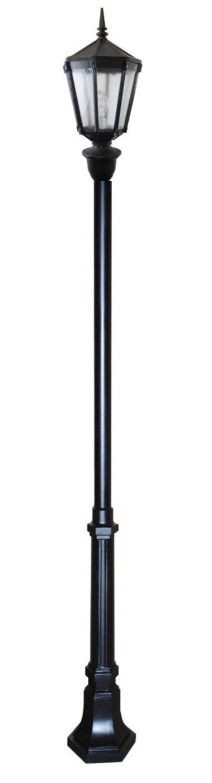 ZL-14000 Cast Aluminum LED Post Light