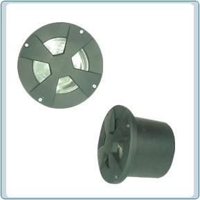LV 307 Low Voltage Cast Aluminum Well Light