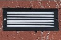 LV 601 Low Voltage Cast Aluminum Step Light