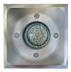 LV 310 LED Low Voltage Stainless Steel Well Light
