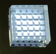 LV 60 LED Low Voltage Powder Coated Cast Aluminum Step Light