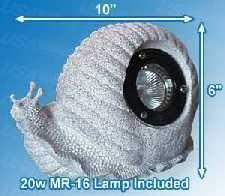 Desert Collection Snail Spot Light