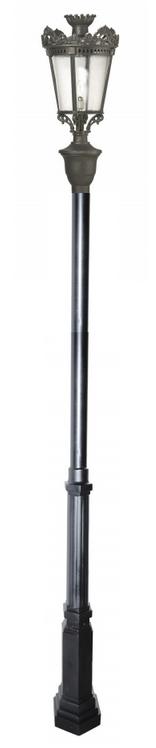 ZL-4000 Cast Aluminum LED Post Light