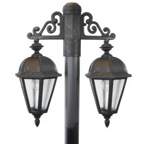 2x2 4504 Heavy Duty Pole Light