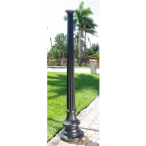 CGP 12ft Commercial Post and Base