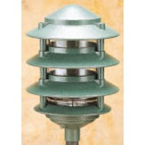 D 5100 (40w) Die Cast Aluminum Pagoda Light