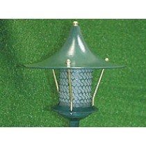 D 8050 Die Cast Aluminum Pagoda Light
