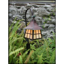 English Cottage Garden Light