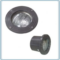 FG 316 Low Voltage Fiber Glass Well Light