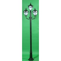 GM 4803 Powder Coated Cast Aluminum Post Light