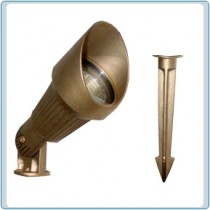 LV 26 Cast Brass Spot Light