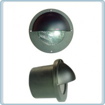 LV 609 Low Voltage Cast Aluminum Step Light