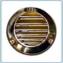 LV 610 Low Voltage Solid Brass Step Light